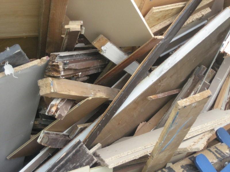 Holzentsorgung