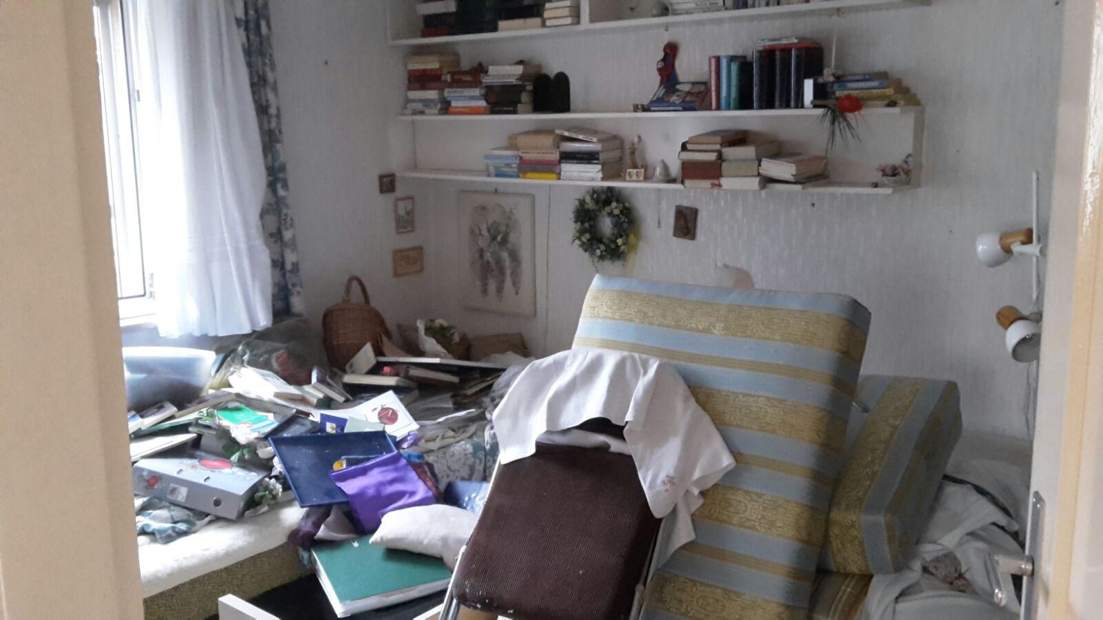 Räumung Wohnung in Bad Nauheim